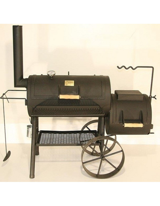 Barbecue Locomotive Special 16""