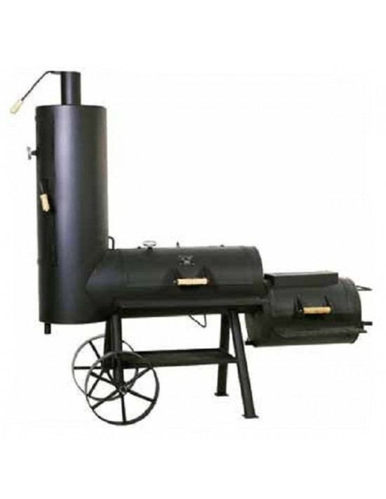 Barbecue Locomotive Special Chuckwagon 16
