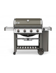 Barbecue Genesis II E-410 GBS Smoke Grey Weber