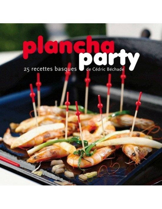 Livre Plancha Party Eno