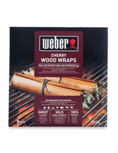 Wood Wraps Cherry - Feuille Cerise