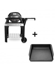 Pack barbecue Pulse 2000 Stand + plancha
