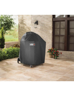 Housse Barbecue Summit Charcoal Weber