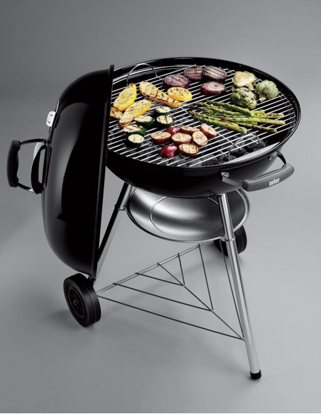 Barbecue charbon Weber Compact Kettle 57 cm