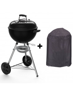 Pack Barbecue Original Kettle E4710 + Housse Esprit barbecue