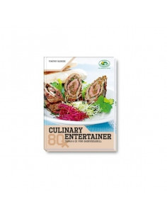 Livre Culinary entertainer - Outdoorchef*