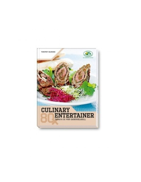 Livre Culinary entertainer - Outdoorchef