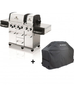 Barbecue Imperial XL + housse de protection BroilKing