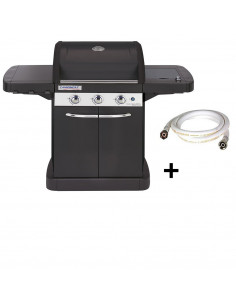 Barbecue gaz Classic LXSD Plus 3 + Flexible