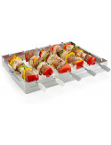 Support Brochettes Inox Barbecook