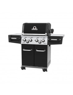 Barbecue Gaz Regal 490 Noir