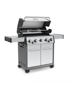 Barbecue Gaz Baron 590 Inox- Broil king
