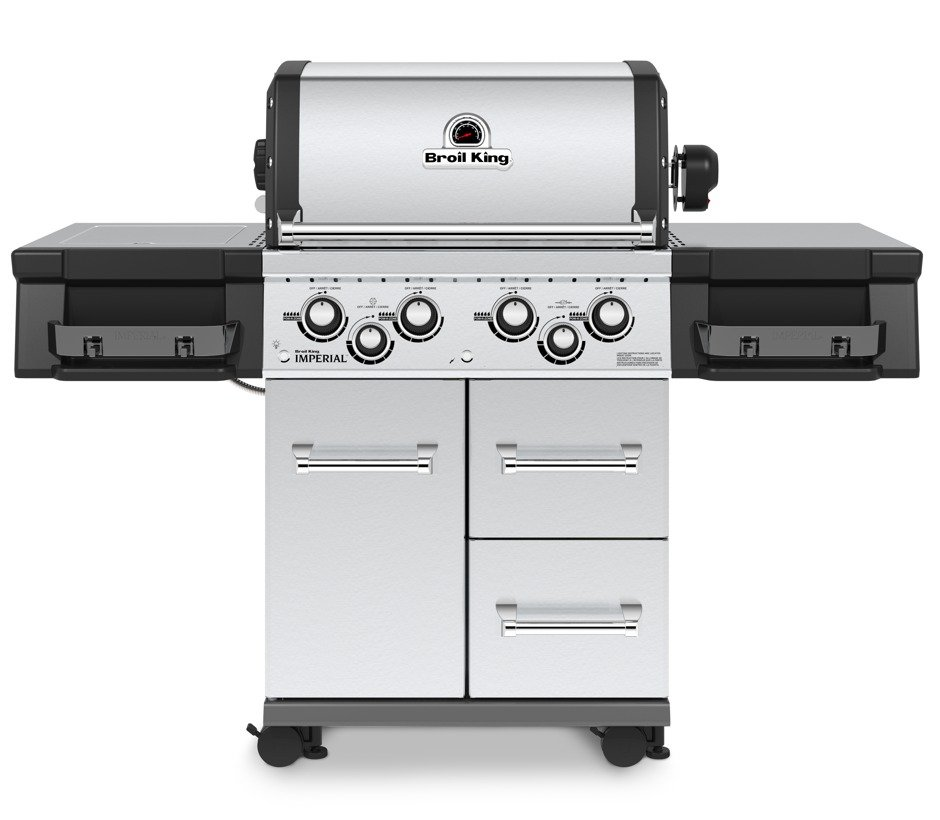 imperial 490s broil king