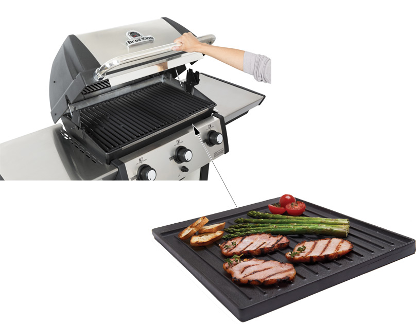 Broil King Barbecue gaz Crown 590 pas cher Achat Vente
