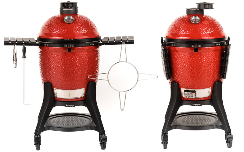Vues Barbecue Classic Joe 3 Kamado Joe