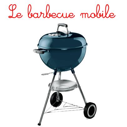 le barbecue mobile