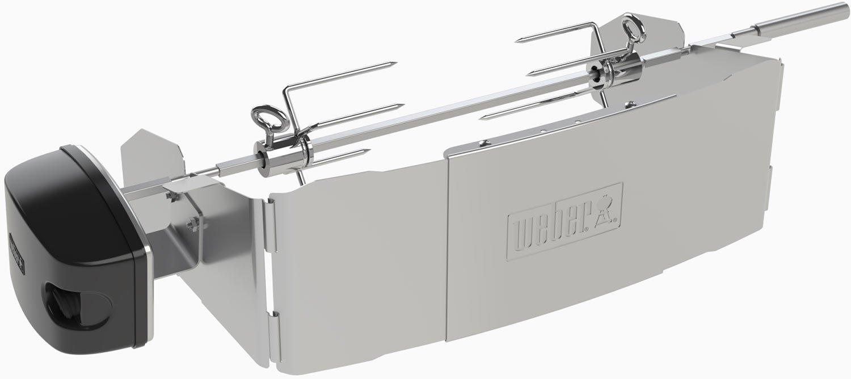 rotissoire pulse weber electrique