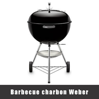 Barbecue Charbon Weber