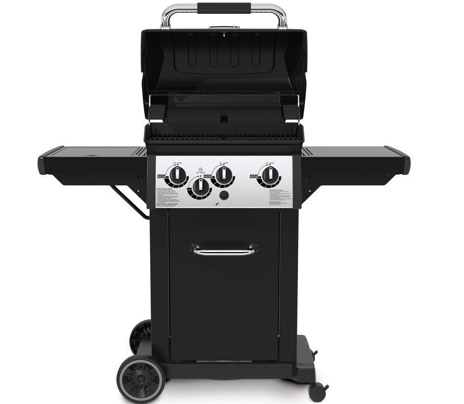 barbecue broil king 340 royal