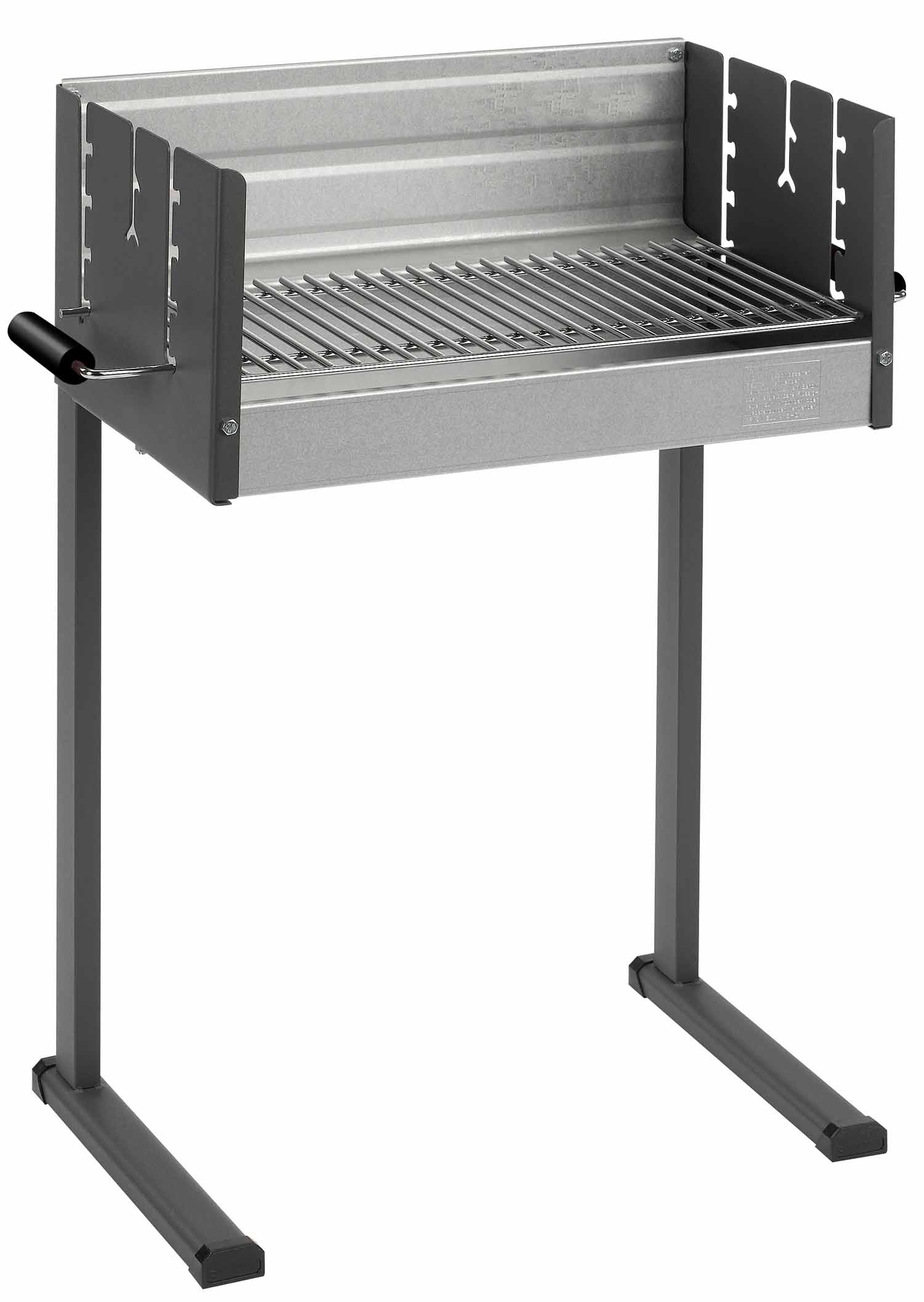 Barbecue Dancook bi cuisson 7100