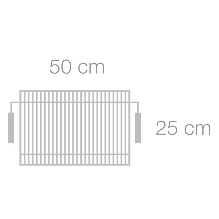 grille barbecue taille 7100
