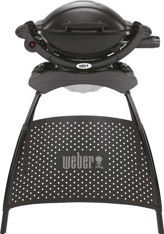 Barbecue Q1000 Stand noir