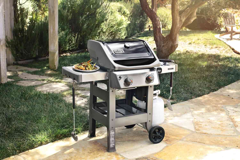 Barbecue Spirit 2 S210 noir ambiance