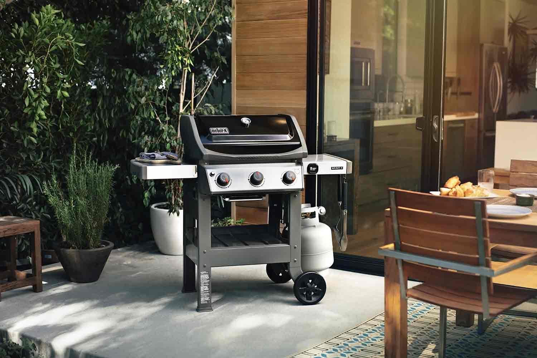 Barbecue Spirit 2 S310 noir ambiance