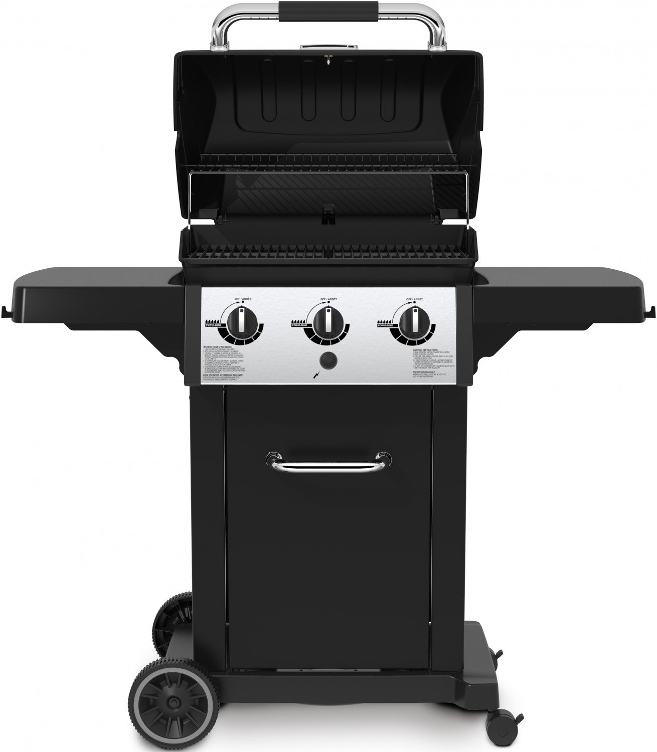 barbecue broil king 320 royal