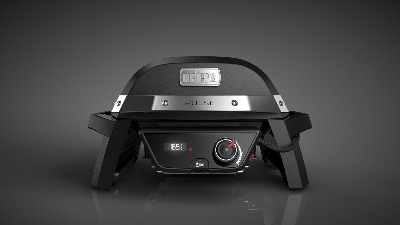 Pulse bbq electrique 1000 weber