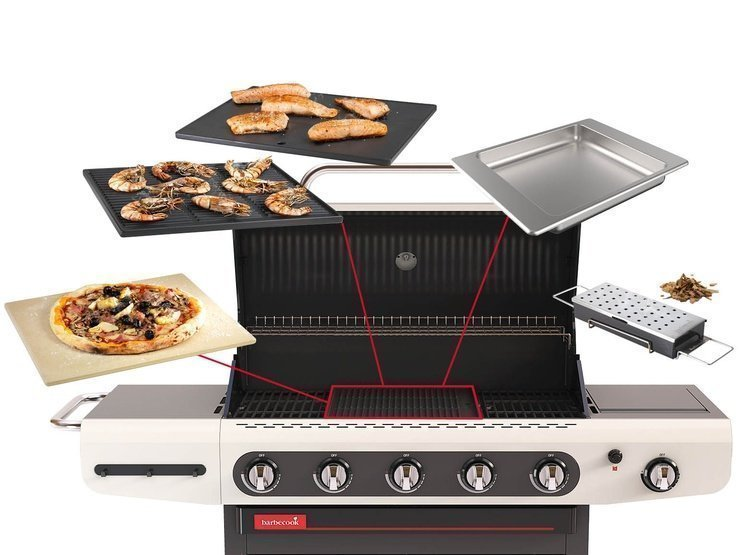 siesta accessoires barbecook