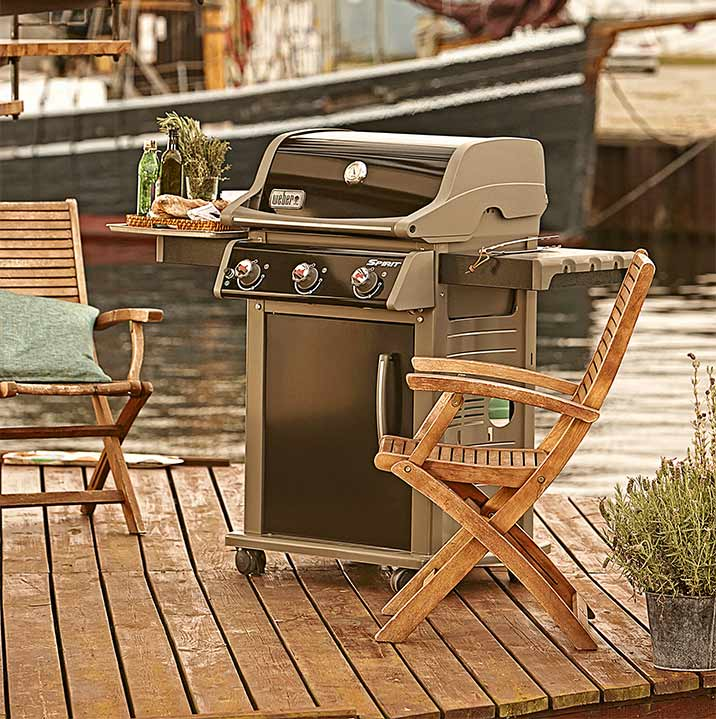 Barbecue Spirit Original E310
